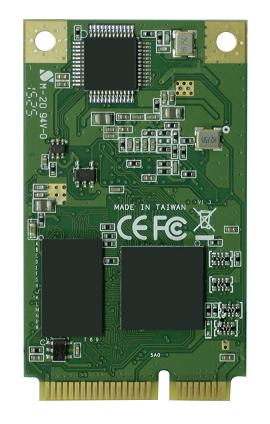 DVP-7018HE CIRCUIT BOARD, 1ch SDI Mini PCIe SW Video Card Carte d