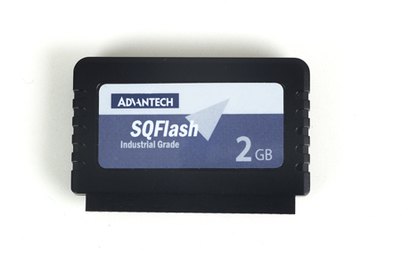 SQF 256M SLC CF 1CH P8 DMA 0~70 Advantech Solid State Disk