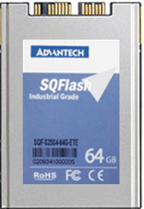 Advantech SQF PDM 8G SLC 44-Ver Housing 0~70C